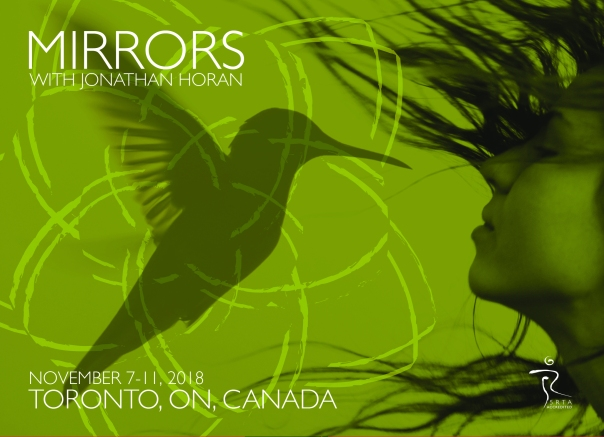 Mirrors Canada Front White